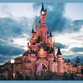 Disneyland Paris!