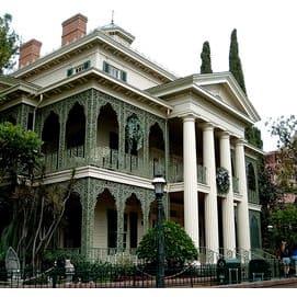 Haunted Mansion!