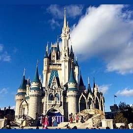 Disney World in Florida!