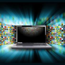 Online streaming/downloads