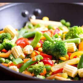 No me gusta la carne, prefiero las verduras