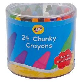A Pot of Crayons