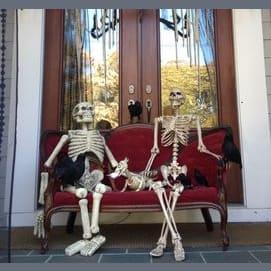 Some Romantic Skeletons