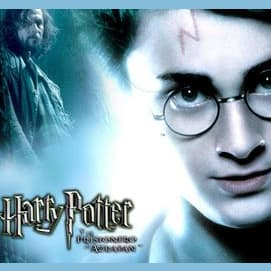 Anything Harry Potter