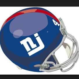 New York Giants. They play in Jersey.