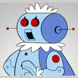 """Rosie from """"The Jetsons"""""""
