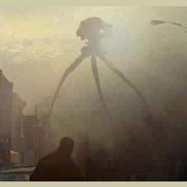 "Final battle scene in 2005 movie ""War of the Worlds"""