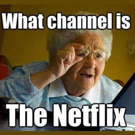 900 channels and nothing on TV!