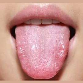 Your tongue