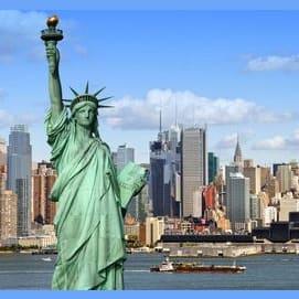 New York,America