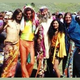 A hippie