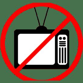 I don't really watch tv