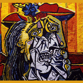 The Weeping Woman, by Picasso