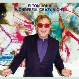 """Wonderful Crazy Night"" - Elton John"