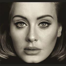 """25"" - Adele"