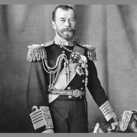 King Nicholas II