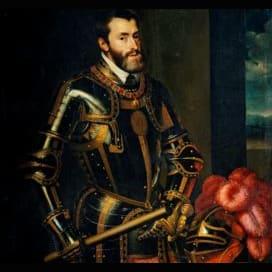 King Charles V