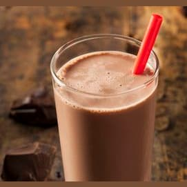 Chocolate Soy Milk