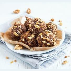Chocolate Granola Bites