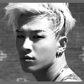 Taeyang from Big Bang