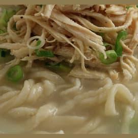 Korean Knife Noodles