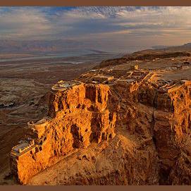 Climbing the Masada