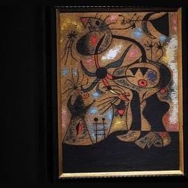 The Escape Ladder - Joan Miró