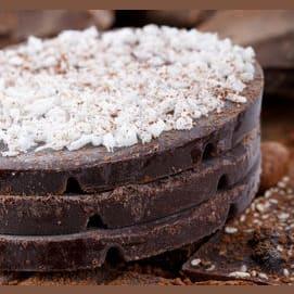 Salty chocolate