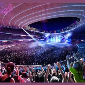 Giant Stadium!