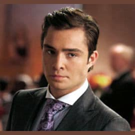 Be poor and have no friends but be married to Chuck Bass.
