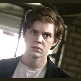 Kit Walker, abducted by aliens.
