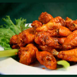 Spicy hotwings