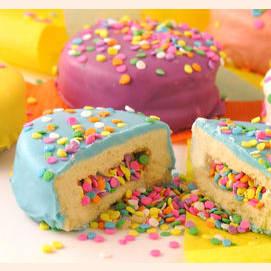 Confetti sugar cookies