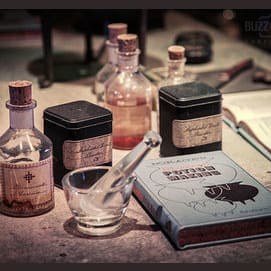 Experimenting with potions