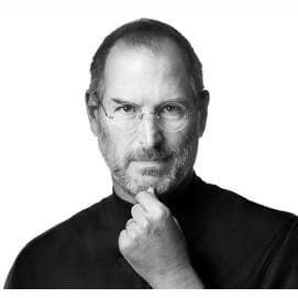 Steve Jobs, Pioneer of the personal computer revolution, Cofounder, Chairman, and CEO of Apple Inc