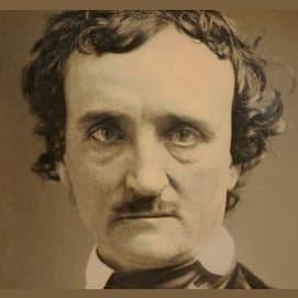 Edgar Allan Poe found delirious in a Baltimore gutter
