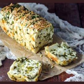 Garlic Herb & Cheese