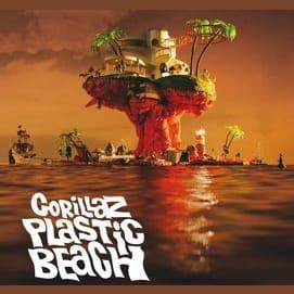 """Plastic Beach"" by Gorillaz"