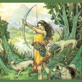Artemis (goddess of the hunt)