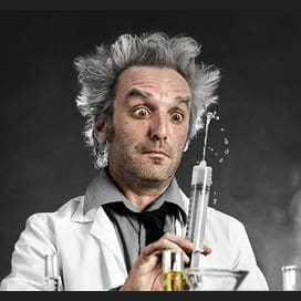 The Mad Scientist!