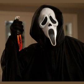 Murderous Ghostface!