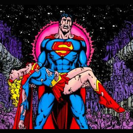 The Crisis On Infinite Earths