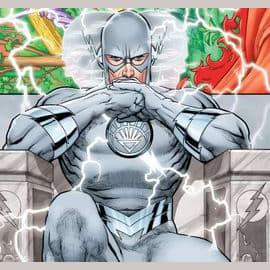 White Lantern Flash