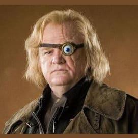 Professor Moody (Barty Crouch Jr.)