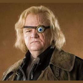Professor Moody (the real one)