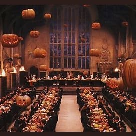 Great Hall for a feast