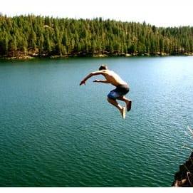 Do something new! Crazy! Spontaneous! An adventure!