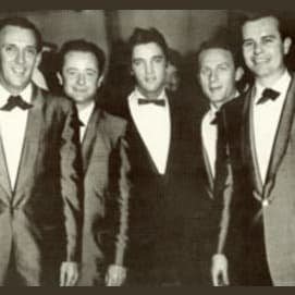 """""""Stuck On You"""" (Elvis Presley With The Jordanaires)"""