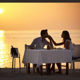 Romantic gesture!