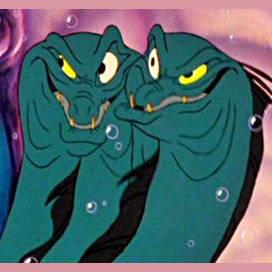 Flotsam and Jetsam (The Little Mermaid)
